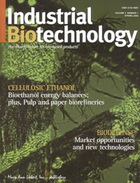 Industrial Biotechnology 2006